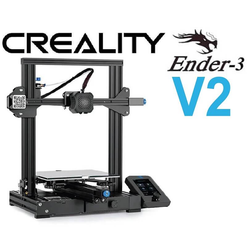 Unboxing de la impresora 3D ender 3 v2