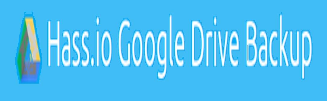 Backups o snapshots de home assistant en Google Drive